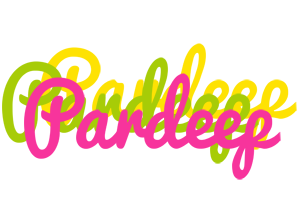 Pardeep sweets logo