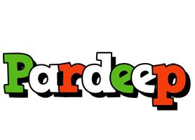 Pardeep venezia logo
