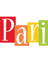 Pari colors logo