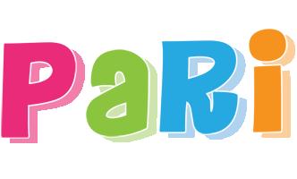 Pari friday logo