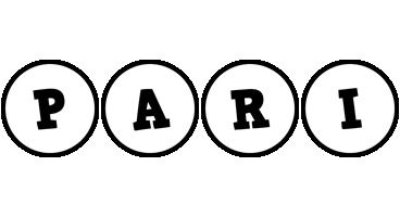Pari handy logo