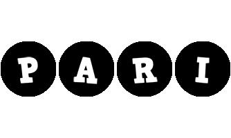 Pari tools logo