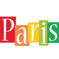 Paris colors logo