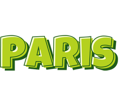 Paris summer logo