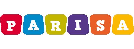 Parisa kiddo logo