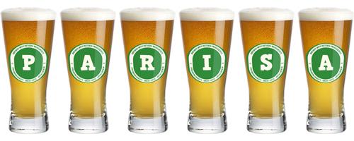 Parisa lager logo