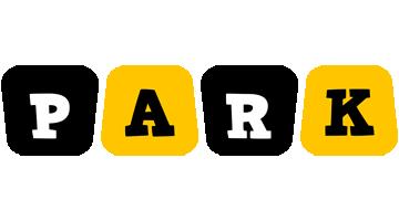 Park boots logo