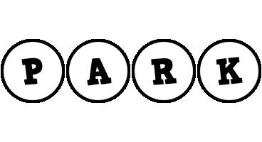 Park handy logo