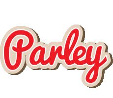 Parley chocolate logo