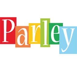 Parley colors logo