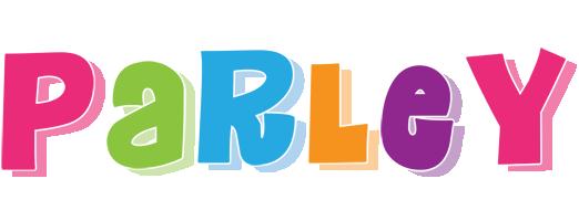 Parley friday logo