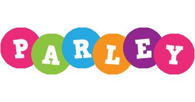 Parley friends logo