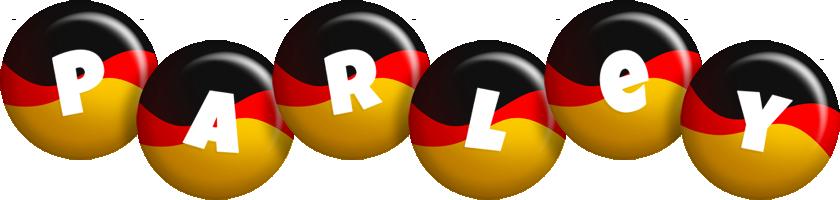 Parley german logo