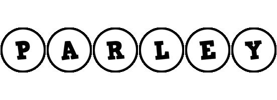 Parley handy logo