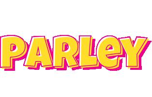 Parley kaboom logo