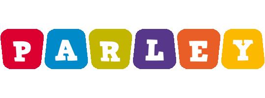 Parley kiddo logo