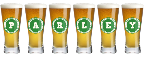 Parley lager logo