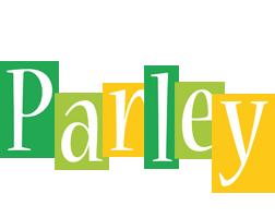Parley lemonade logo
