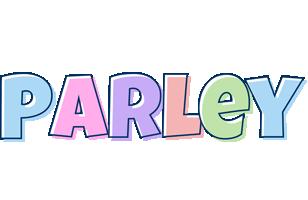 Parley pastel logo