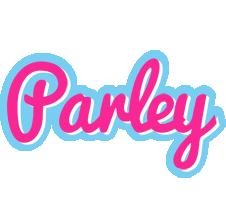 Parley popstar logo