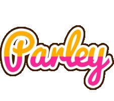 Parley smoothie logo