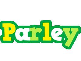 Parley soccer logo