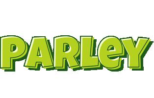 Parley summer logo