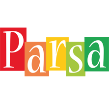 Parsa colors logo
