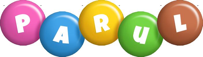 Parul candy logo