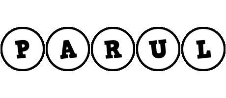 Parul handy logo