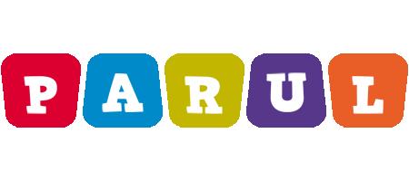 Parul kiddo logo