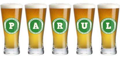 Parul lager logo