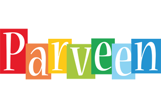 Parveen colors logo