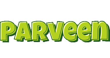 Parveen summer logo