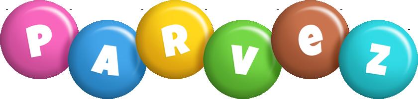 Parvez candy logo
