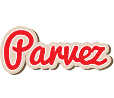 Parvez chocolate logo