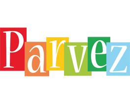Parvez colors logo