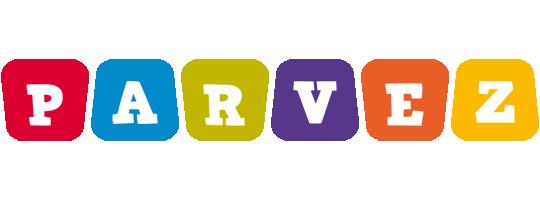 Parvez daycare logo