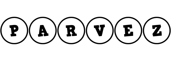 Parvez handy logo