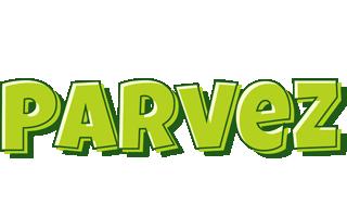 Parvez summer logo