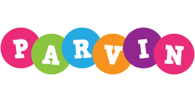 Parvin friends logo