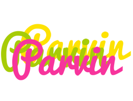 Parvin sweets logo