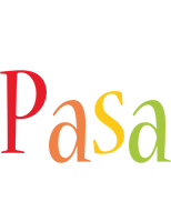 Pasa birthday logo