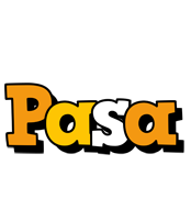 Pasa cartoon logo