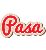 Pasa chocolate logo