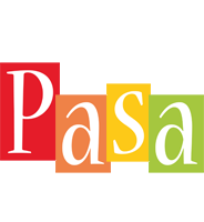 Pasa colors logo