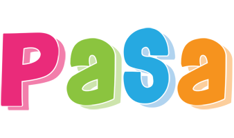 Pasa friday logo