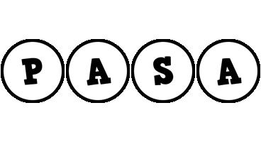 Pasa handy logo