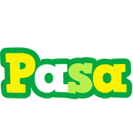 Pasa soccer logo