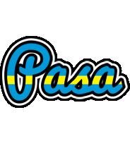 Pasa sweden logo